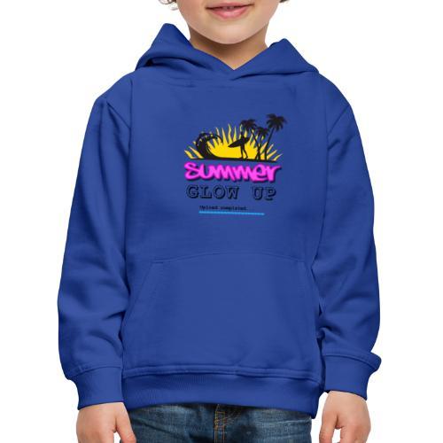 Summer Glow Up - Kinder Premium Hoodie