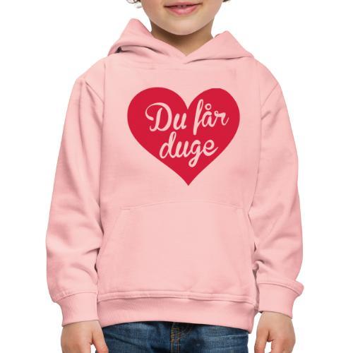 Ekte kjærlighet - Det norske plagg - Premium Barne-hettegenser