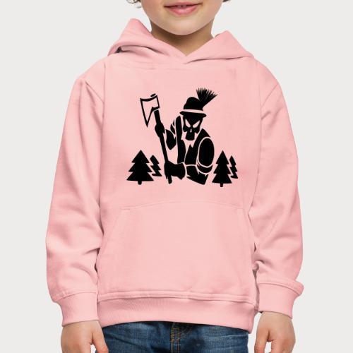 Holzfäller - Kinder Premium Hoodie