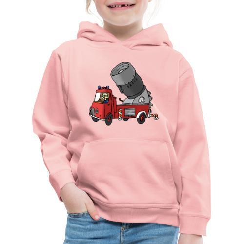 Wasserwerfer - Kinder Premium Hoodie
