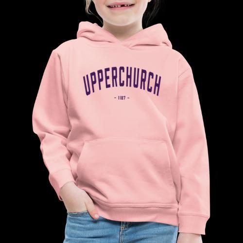 UPPERCHURCH - Kinderen trui Premium met capuchon