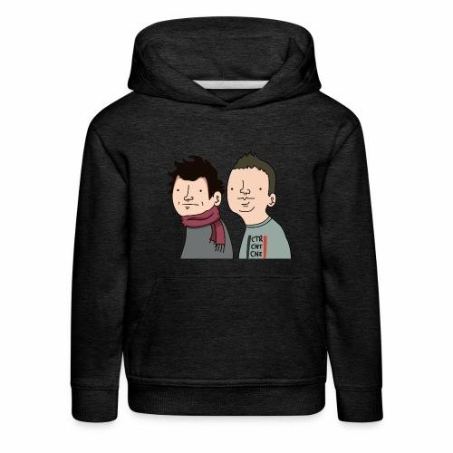 Laink et Terracid Wankuls - Pull à capuche Premium Enfant