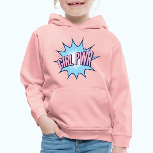 Girl power - Kids' Premium Hoodie
