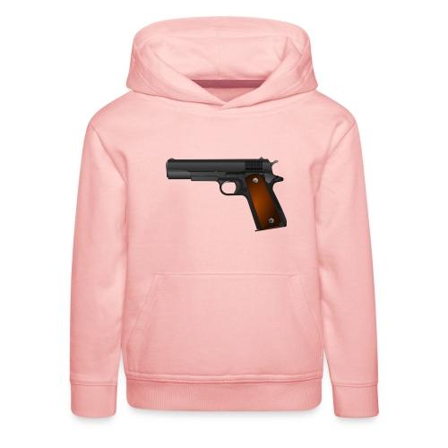 gun - Kinderen trui Premium met capuchon