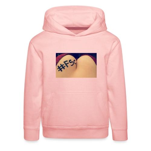 FSC - Bluza dziecięca z kapturem Premium