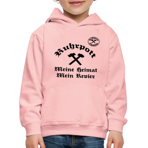 Ruhrpott Meine Heimat Mein Revier rpc - Kinder Premium Hoodie