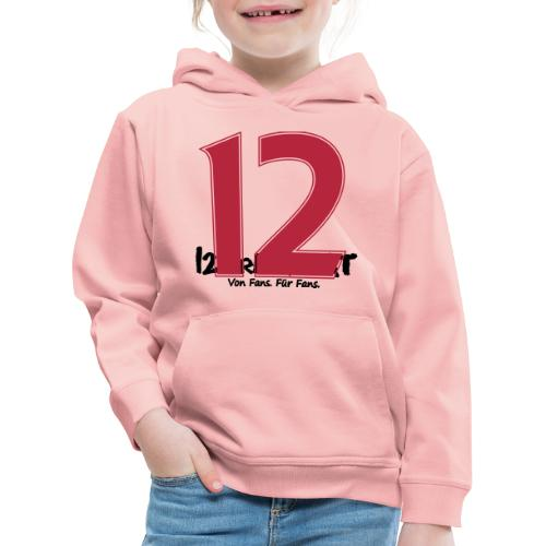 12termann mitfans - Kinder Premium Hoodie