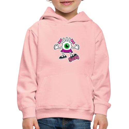Suzy Full (Color) - Pull à capuche Premium Enfant