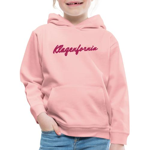 klagenfornia classic - Kinder Premium Hoodie