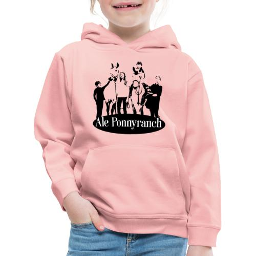Ale Ponnyranch - Premium-Luvtröja barn