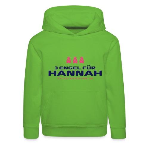 hannah - Kinder Premium Hoodie