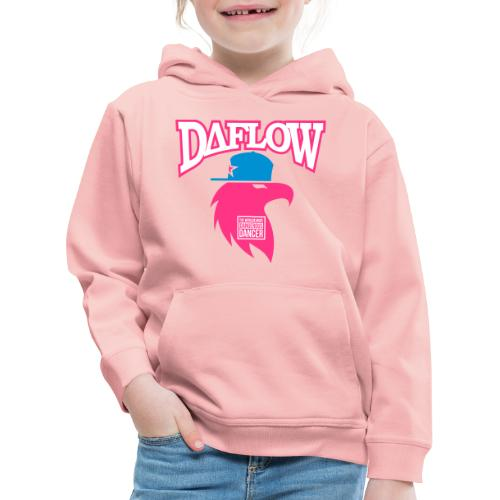 DANCER'S DAFLOW EAGLE EMBLEM ADLER - Kinder Premium Hoodie