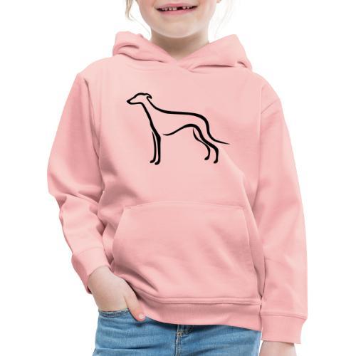 Greyhound - Kinder Premium Hoodie