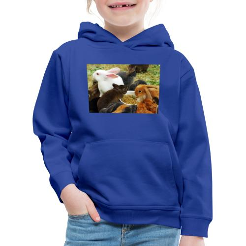 Streichelzoo am Kis Balaton - Kinder Premium Hoodie