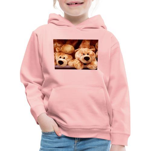 Glücksbären - Kinder Premium Hoodie