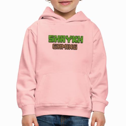Shaykh Gaming Merch - Kids' Premium Hoodie