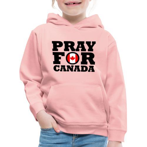 Kanada - Kinder Premium Hoodie