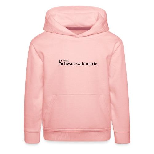 Schwarzwaldmarie - Kinder Premium Hoodie