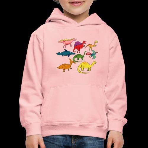 Dinos - Kinder Premium Hoodie