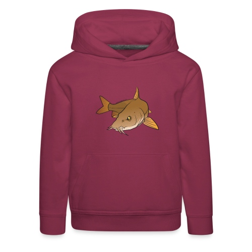 Red River: Barbel - Kids' Premium Hoodie