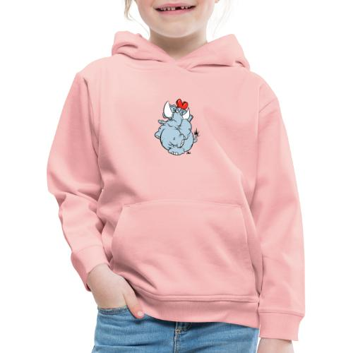 Sötofant - Premium-Luvtröja barn