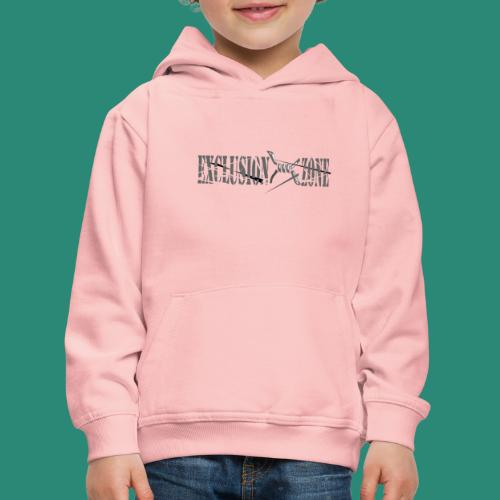 EXCLUSION ZONE - Kinder Premium Hoodie