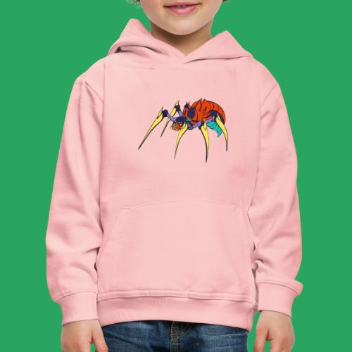 spider man frankenstein monster computer icons car - Felpa con cappuccio Premium per bambini