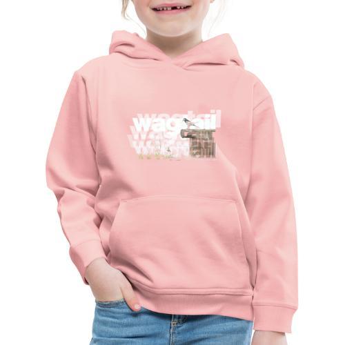 Wagtail - Kids' Premium Hoodie