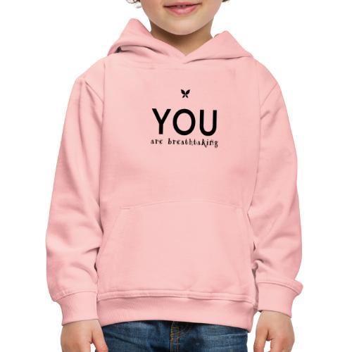 Stahlzart - You are breathtaking. - Kinder Premium Hoodie