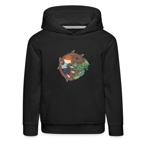 Bear & Kid - Sudadera con capucha premium niño