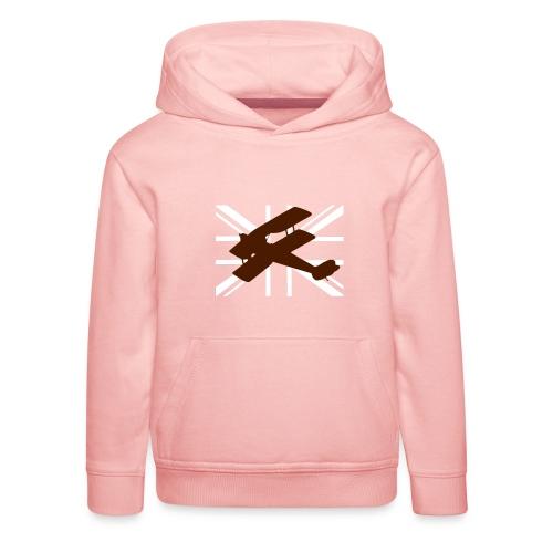 ukflagsmlWhite - Kids' Premium Hoodie