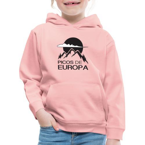 Picos de Europa - Sudadera con capucha premium niño