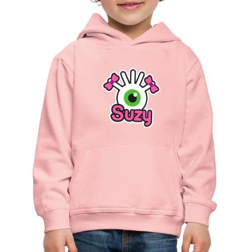 Suzy Label (Color) - Pull à capuche Premium Enfant