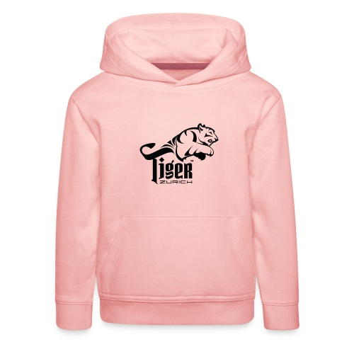 TIGER ZURICH digitaltransfer - Kinder Premium Hoodie