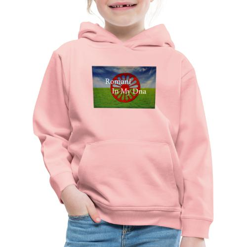 flagromaniinmydna - Premium-Luvtröja barn