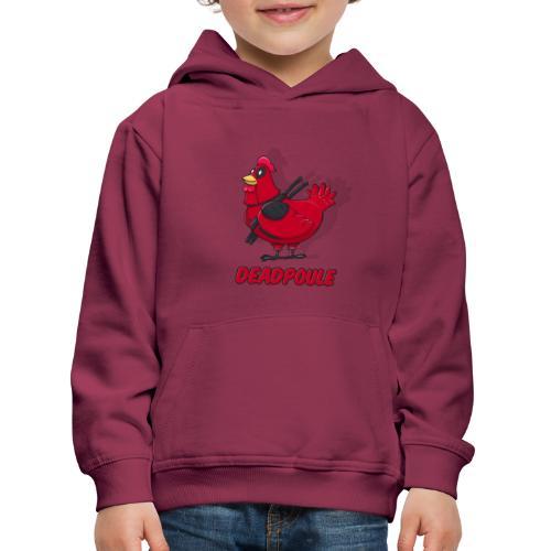Deadpoule - Pull à capuche Premium Enfant