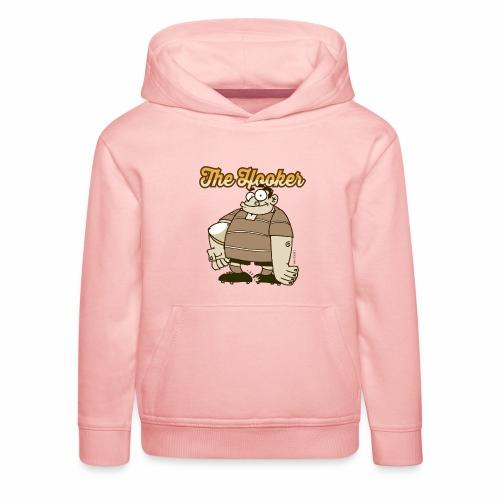 Hooker_Marplo_mug - Felpa con cappuccio Premium per bambini