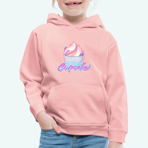 Cupcake - Kinder Premium Hoodie