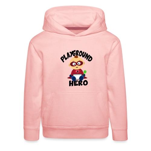 Playground Hero - Kinder Premium Hoodie