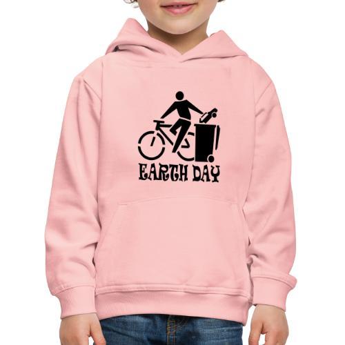 Eartth Day - Kinder Premium Hoodie