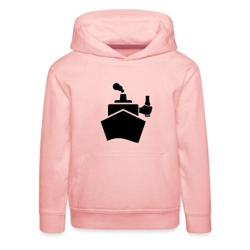 King of the boat - Kinder Premium Hoodie