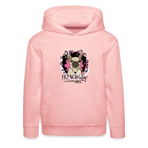 Pink - Kinder Premium Hoodie