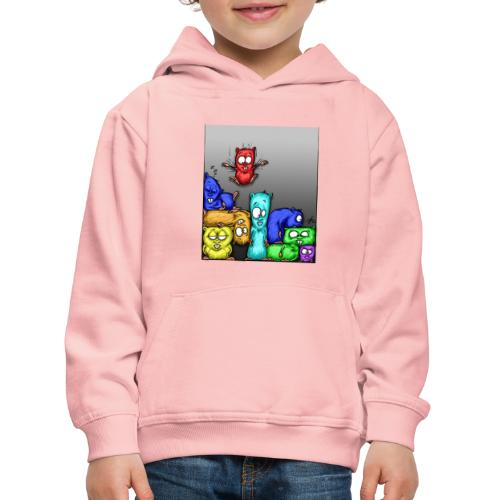 hamstris_farbe - Kinder Premium Hoodie