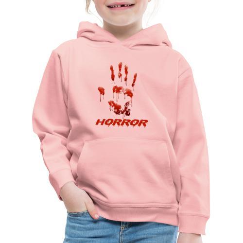Horror - Kids' Premium Hoodie