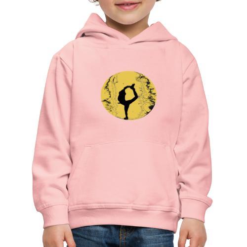 Eiskunstläufer - Kinder Premium Hoodie