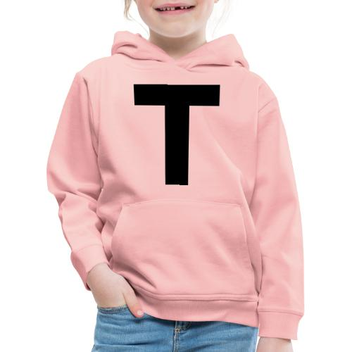 Tblack - Kinder Premium Hoodie