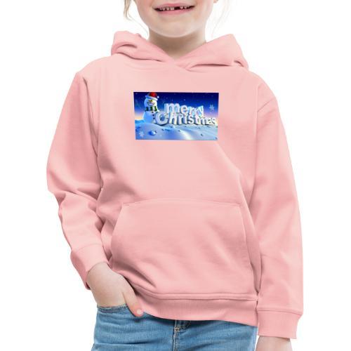 Shairon - Kinderen trui Premium met capuchon
