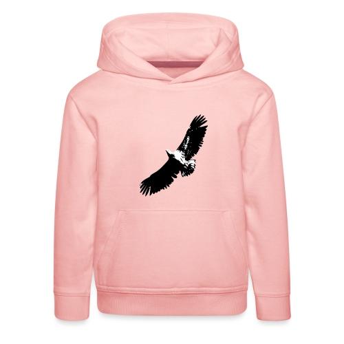 Fly like an eagle - Kinder Premium Hoodie