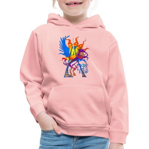 Angel Messenger - Kids' Premium Hoodie