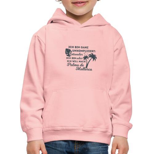Palma de Mallorca - Geschenk - Geschenkidee - Kinder Premium Hoodie